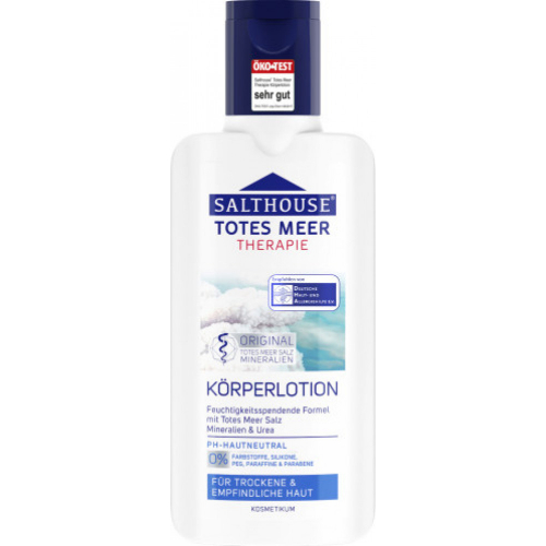 Salthouse Totes Meer Therapie Körperlotion 250ml