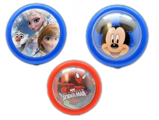 Drucklampe Mickey Maus, Spiderman, Frozen
