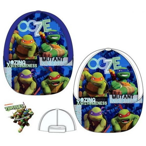 Ninja Turtles Kinderbaseballmütze