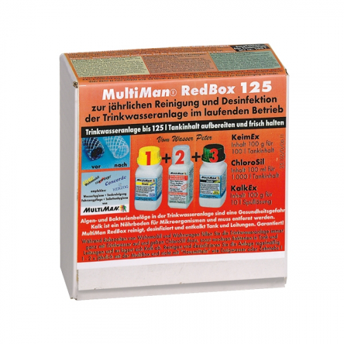 MultiMan RedBox 125
