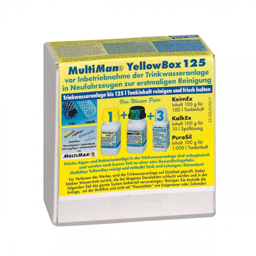 MultiMan YellowBox 125