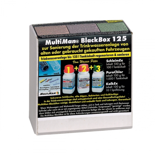 MultiMan BlackBox 250