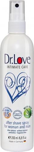 Dr. Love After Shave Spray for woman & man 200ml